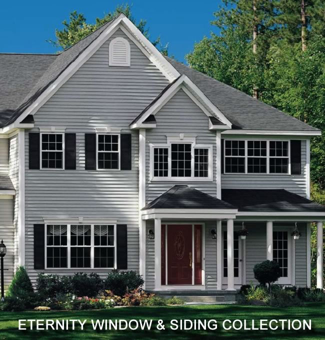 Eternity Windows and Siding Collection