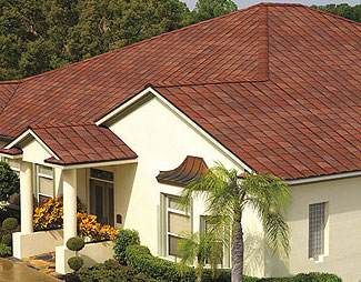 roof contractor virginia gaf monaco house